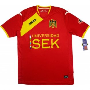 2015-16 Union Espanola Joma Home Football Shirt