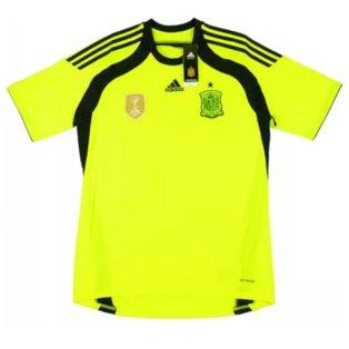 2013-15 Spain GK Away Shirt