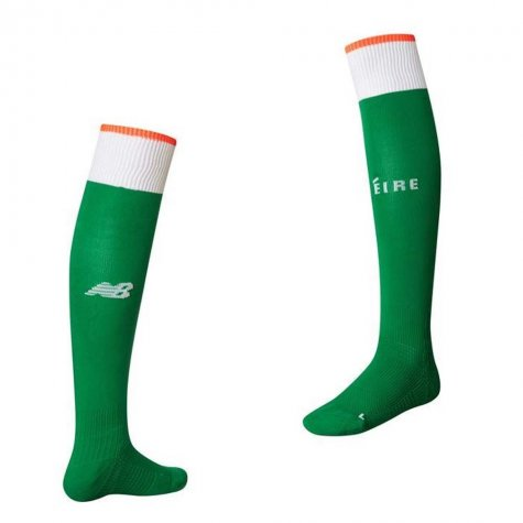 2017-18 Ireland New Balance Away Football Socks