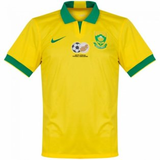 2014-15 South Africa Nike Home Football Shirt