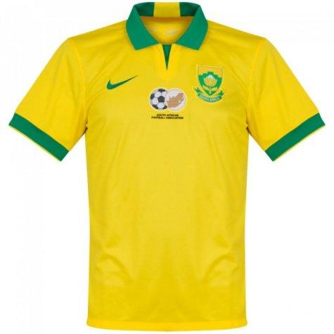 2014-15 South Africa Nike Home Football Shirt