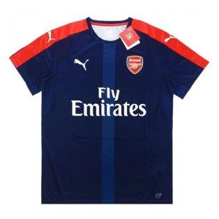 2016-17 Arsenal Puma Stadium Training Shirt