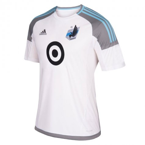 2018 Minnesota United Adidas Away Football Shirt - Kids
