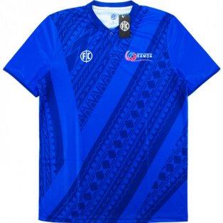 2018-2019 Samoa Home Football Shirt