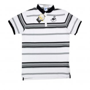 2016-2017 Swansea Joma Cotton Polo T-Shirt