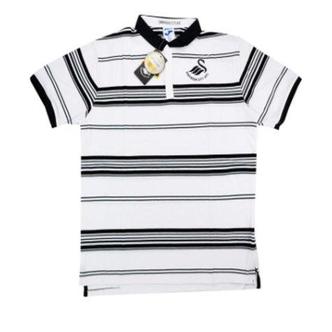 2016-2017 Swansea Joma Cotton Polo T-Shirt