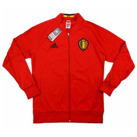 2016-17 Belgium Adidas Anthem Jacket