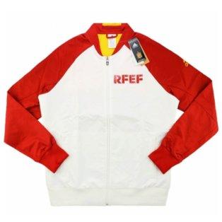 2016-17 Spain Adidas Anthem Woven Jacket
