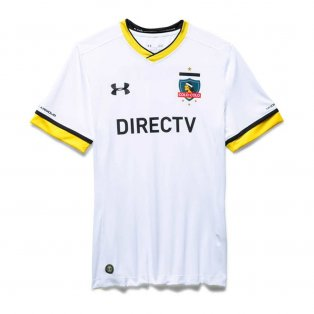 2016 Colo Colo Home Football Shirt