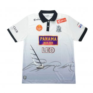 2017 HuaHin FC Mawin Polo Shirt (White)