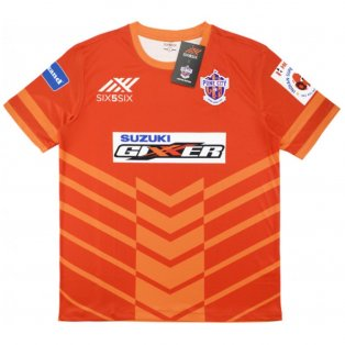 2018-19 Pune City Home Shirt