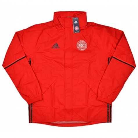2015-16 Denmark Player Issue Rain Jacket