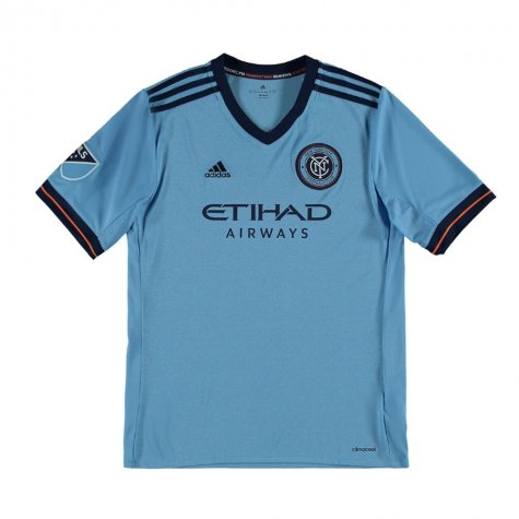 2018 New York City Adidas Home Football Shirt - Kids