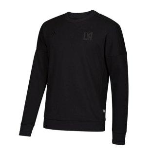 2018 Los Angeles Adidas Tango Crew Sweatshirt (Black)