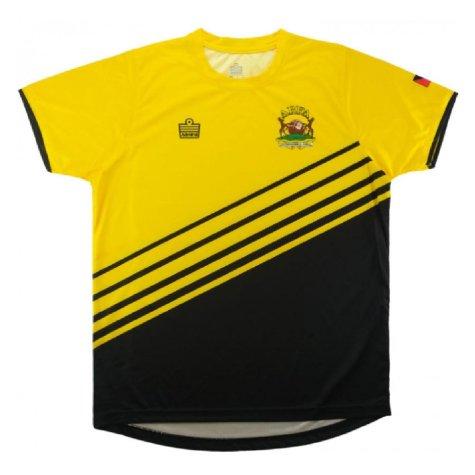 2016-17 Antigua & Barbuda Home Shirt
