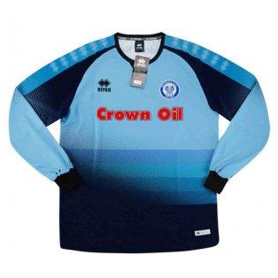2018-2019 Rochdale Errea Home Goalkeeper Shirt