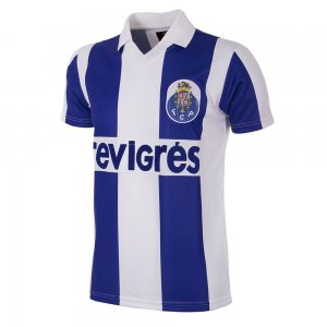 FC Porto 1986 - 87 Retro Football Shirt