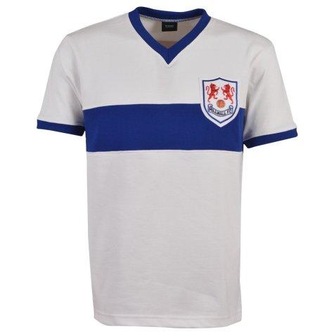 Millwall 1963 Home Retro Football Shirt