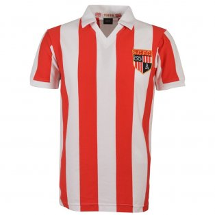 Stoke City 1981-83 Retro Football Shirt