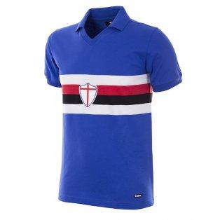U. C. Sampdoria 1981 - 82 Retro Football Shirt