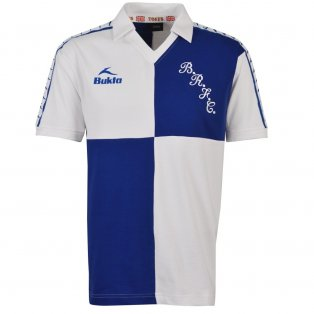 Bristol Rovers 1977-78 Bukta Retro Football Shirt