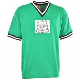 Plymouth Argyle 1959-1962 Retro Football Shirt