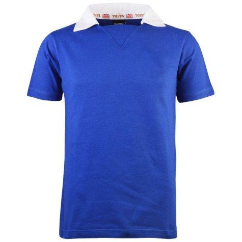 Chelsea 1955 Champions Retro Football Shirt