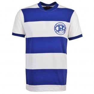 Queen's Park Rangers Away 1979 Retro Football Shirt