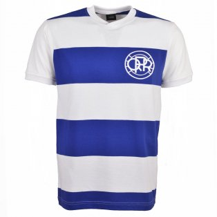 Queen's Park Rangers 1979 Home Retro Football Shirt