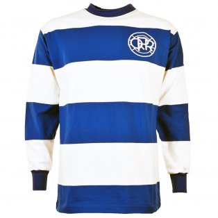 Queen's Park Rangers 1974-1977 Retro Football Shirt