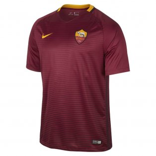 2016-2017 AS Roma Home Nike Football Shirt