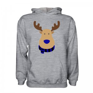 Atalanta Rudolph Supporters Hoody (grey) - Kids