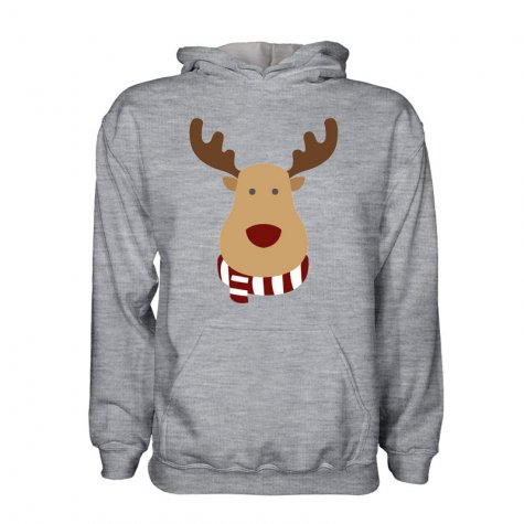 St Pauli Rudolph Supporters Hoody (grey) - Kids