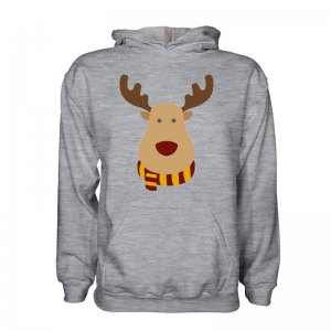 Spain Rudolph Supporters Hoody (grey)
