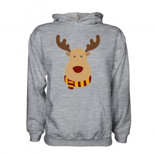 Motherwell Rudolph Supporters Hoody (grey) - Kids