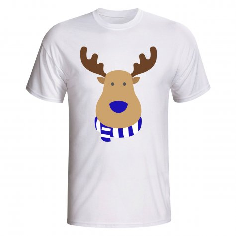 Tenerife Rudolph Supporters T-shirt (white) - Kids