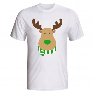 Real Betis Rudolph Supporters T-shirt (white) - Kids