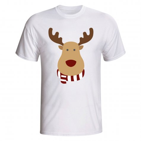 St Pauli Rudolph Supporters T-shirt (white)