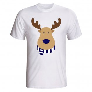 Scotland Rudolph Supporters T-shirt (white) - Kids