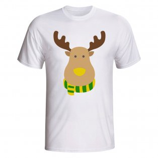Norwich Rudolph Supporters T-shirt (white) - Kids