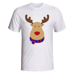 Psg Rudolph Supporters T-shirt (white) - Kids