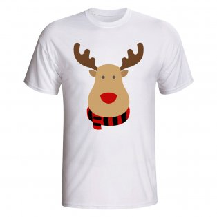 Bayer Leverkusen Rudolph Supporters T-shirt (white) - Kids