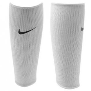 Nike Guard Lock Sleeves (white)