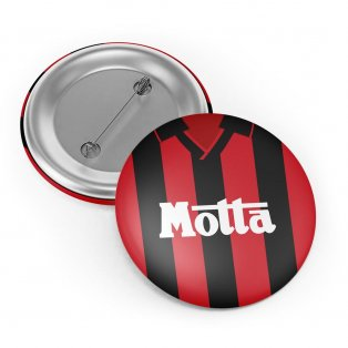 AC Milan 1993 Button Badge