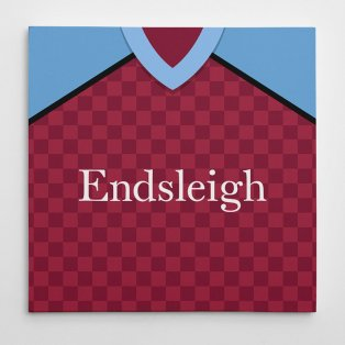 Burnley 1998 Football Canvas Print