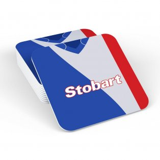 Carlisle United 07/08 Football Retro Coaster