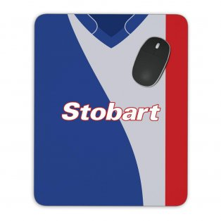 Carlisle United 07/08 Mouse Mat