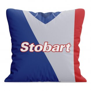 Carlisle United 07/08 Football Cushion