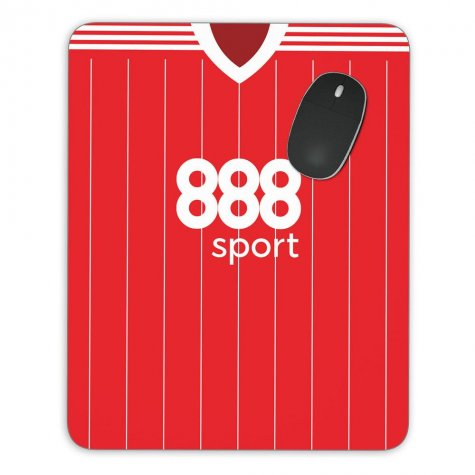 Nottingham Forest 17/18 Mouse Mat
