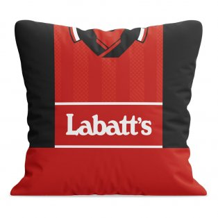 Nottingham Forrest 94/96 Football Cushion